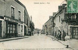 TENNIE(SARTHE) - France