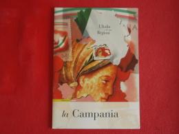 Italia Folder 2005 Regioni Campania Catalogo 2012 € 13,50 Prezzo Di Copertina € 7 - 6. 1946-.. Republic