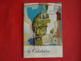 Italia Folder 2005 Regioni Calabria Catalogo 2012 € 13,50 Prezzo Di Copertina € 7 - 6. 1946-.. Republic