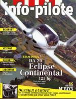 Info-Pilote N°603