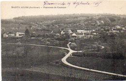 SAINTE AULDE - Panorama De CAUMONT  (90773) - Autres Communes
