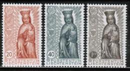 LI 1954 MI 329-31  ** - Liechtenstein