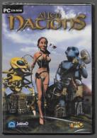 PC Alien Nations - Jeux PC