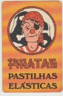 Calendar - 1976 - Piratas - Pastilhas Elásticas - Tamaño Pequeño : 1971-80