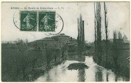 1 - B12285CPA - BOURG - Le Moulin Du Creve Coeur - Très Bon état - AIN - Non Classés