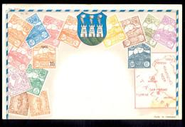 San Marino Nr. 76 / Postcard Not Circulated - Timbres (représentations)
