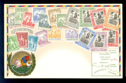 Barbados Nr. 110 / Postcard Not Circulated - Timbres (représentations)