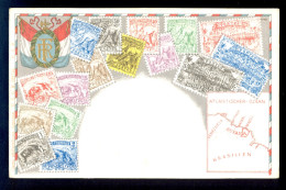 Guyana Nr. 92 / Postcard Not Circulated - Timbres (représentations)