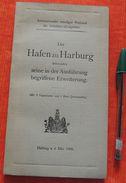 Der Hafen Zur Harburg - Schiffahrt Kongress 1905 = Port De Harburg - Congrès De Navigation 1905 (Hambourg/Hamburg) - Technique