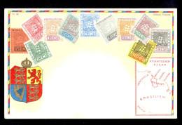 Britisch Guyana Nr. 86 / Postcard Not Circulated - Timbres (représentations)