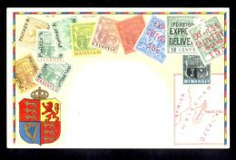 Mauritius Nr. 89 / Postcard Not Circulated - Timbres (représentations)