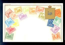West Australien Nr. 47 / Postcard Not Circulated - Timbres (représentations)