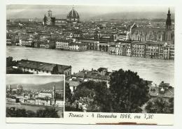 FIRENZE - 4 NOVEMBRE 1966 ORE 7,30 INONDAZIONE NV FG - Firenze