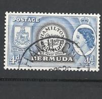 BERMUDA   1953 Local Motives And Queen Elizabeth II   *   1848 Perot Stamp - Bermudas