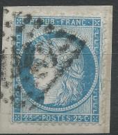Lot N°31901   Variété/n°60, Oblit GC, Filet EST - 1871-1875 Ceres