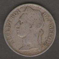 CONGO BELGE 1 FRANC 1923 - Congo (Belga) & Ruanda-Urundi