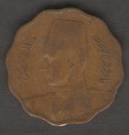 EGITTO 10 MILLIEMES 1943 - Egitto