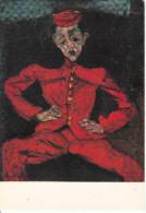 "Museo D'arte Moderna Parigi. Chaim Soutine ""Il Fattorino"" - Paintings"