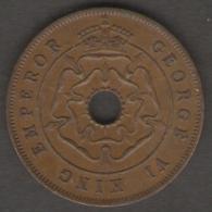 SOUTHERN RHODESIA PENNY 1947 - Colonie