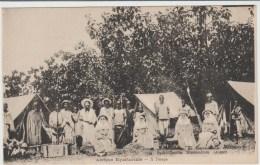 AFRIQUE EQUATORIALE - A L'ETAPE - Postcards