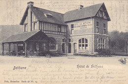Béthane - Hôtel De Béthane (Hôtel D'Orange, Stavelot, 1903) - Gileppe (Barrage)