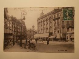 Carte Postale - GRENOBLE (38) - Place Grenette Et St Louis  (207A) - Grenoble