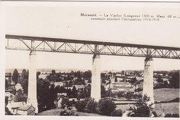 Salut De Moresnet - Grand Viaduc Construit Pendant L'occupation (Edit. Luttgens) - Plombières