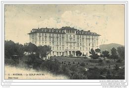HYERES LE GOLF HOTEL - Hyeres