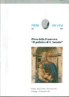 PIERO DELLA FRANCESCA - Perugia 1992 - Non Classificati