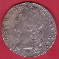 France Ecu Louis XV 1767 I - Limoges - TB - 987-1789 Royal