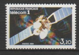 FRANCE  ,N° 2333    Satellite  Télécom  I - Nuevos