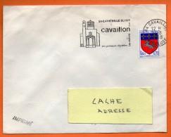 84 CAVAILLON   SES PRIMEURS REPUTEES     21 / 8 / 1968 Lettre Entière N° BB 240 - Marcophilie (Lettres)