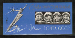 RU 1962 MI BL 31 B ** - 1923-1991 USSR
