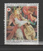 FRANCE  ,N° 2392 A   Croix-Rouge Rétable D' Issenheim - Nuevos
