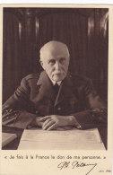 Personnage Historique (Histoire) - Philippe Pétain - Juin 1940 - Histoire