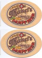 #D116-117 Viltje Maisel's - Sous-bocks