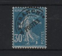 FRANCE : PREO N° 60 * . TB . 1922 . 47 . - Préoblitérés