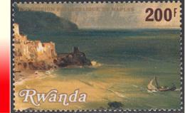 Rwanda 0985**   Côte D´Amalfi  MNH - Rwanda