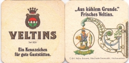 #D116-156 Viltje Veltins - Sous-bocks