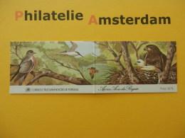 Portugal Azores 1988, FAUNA BIRDS OISEAUX VOGELS VÖGEL AVES: Mi 391-94, ** (BK) - Vögel