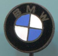 BMW - Car, Auto, Automotive, Enamel, Vintage Pin, Badge, Abzeichen - BMW