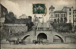 CHEVAUX - ATTELAGE CHEVAUX - NANTES - Sainte Anne - Pferde