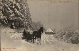 CHEVAUX - ATTELAGE CHEVAUX - PONTARLIER - Pferde