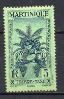 2/ Martinique Taxe 12  Neuf  XX  , Cote  1,50€ , Disperse Trés Grosse Collection ! - Martinique (1886-1947)