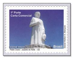 Brazil 2009 Ceará  Statue Padre Cícero Juazeiro Do Norte MNH ** - Unused Stamps