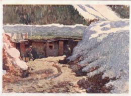 Aus Der Sud-tiroler Front Maler Fangh  B769 - Guerre 1914-18