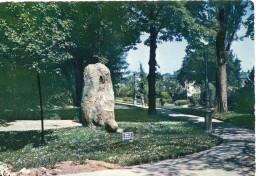 Cholet.. Le Jardin Du Mail Le Menhir Menhirs Dolmens - Cholet
