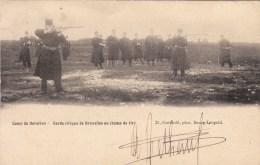 Camp De Beverloo - Garde Civique De Bruxelles Au Champ De Tir - Manoeuvres