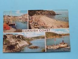 Cornish Coast ( Salmon ) Anno 1985 ( Zie Foto Voor Details ) !! - England