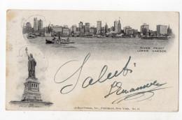 ETATS UNIS - NEW YORK - Statue Of Liberty 1900... - Statue Of Liberty